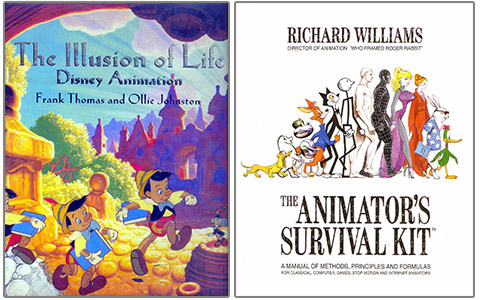 کتاب الکترونیک The Animators Survival Kit و The Illusion of Life