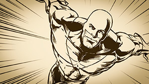 آموزش Pluralsight - Photoshop CC Drawing Comic Characters