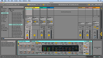 آموزش ایبلتون Lynda - Learning Ableton Operator