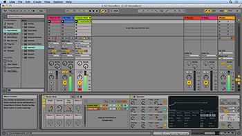 آموزش ایبلتون Lynda - Learning Ableton Analog