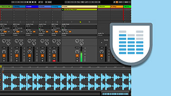 آموزش ایبلتون Lynda - Programming Beats in Ableton Live 9