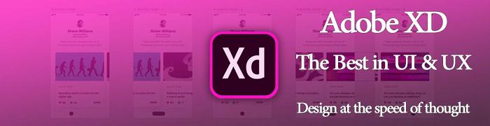آموزش گام به گام Adobe XD - ادوبی اکس دی
