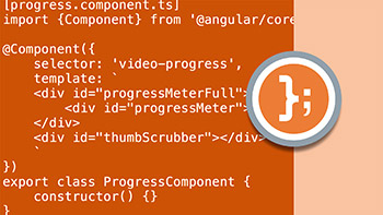 Lynda - Building Custom HTML5 Video Playback with Angular 2