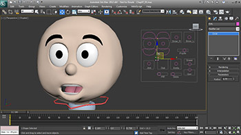 آموزش Lynda – Character Animation Fundamentals in 3DS Max