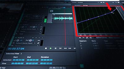 آموزش Audition : میکس و مسترینگ صدا برای ویدیو با پریمیر و آدیشن