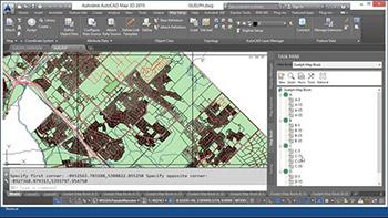 – Lynda – AutoCAD Map 3D Essential Training - کلیات اتوکد نسخه Map و نقشه کشی شهری