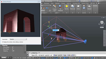 – Lynda – Rendering with AutoCAD - اصول رندرینگ در اتوکد