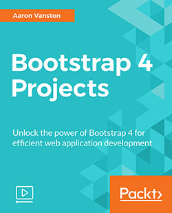 آموزش بوت استرپ Packt Publishing - Bootstrap 4 Projects