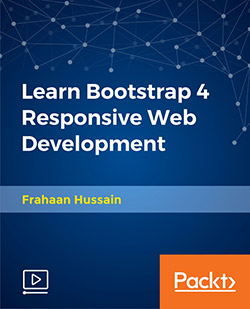 آموزش بوت استرپ Packt Publishing - Learn Bootstrap 4 Responsive Web Development