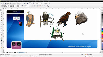 Lynda.com - CorelDRAW Essential Training