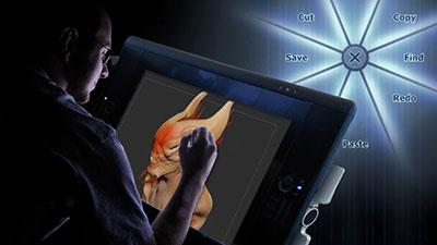 Digital Tutors – Maximizing your Wacom device for ZBrush - تکنیکهای نقاشی دیجیتالی با تبلت واکام در زی براش