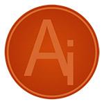 Adobe Lightroom CC ICON - آیکن ایلاستریتور