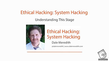 آموزش Pluralsight - Ethical Hacking - System Hacking