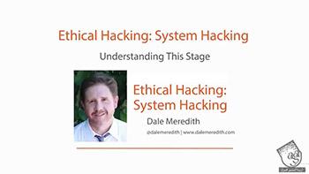 آموزش Pluralsight - Ethical Hacking - System Hacking