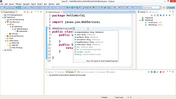 Lynda - Building Web Services with Java EE