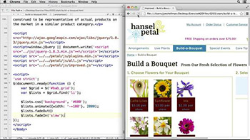 Lynda - jQuery for Web Designers