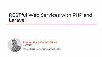 آموزش Pluralsight - RESTful Web Services with PHP and Laravel