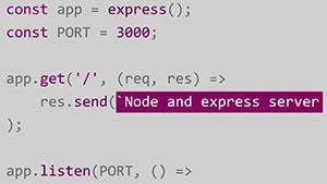 آموزش Lynda - Building RESTful Web APIs with Node.js and Express