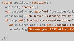 آموزش Lynda - Node.js Securing RESTful APIs