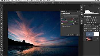 Lynda – Photoshop CC for Photographers Intermediate - فتوشاپ سی سی در عکاسی – سطح متوسط و پیشرفته