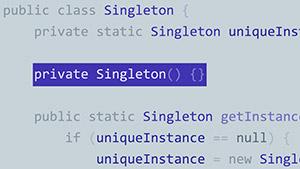 آموزش Lynda - Programming Foundations: Design Patterns