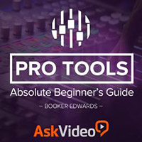آموزش Ask Video - Pro Tools 12 100. Absolute Beginners Guide