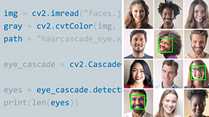 آموزش Lynda - Opencv for Python Developers