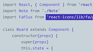 آموزش Lynda - Learning React.js