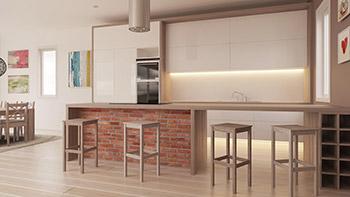 – Digital Tutors – Creating a Kitchen Visualization in 3ds Max and V-Ray - طراحی و ساخت یک آشپزخانه در تری دی مکس و وی ری