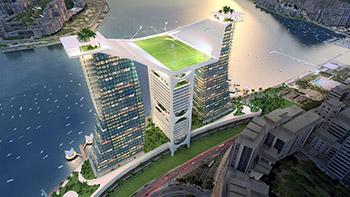 – Digital Tutors – Creating an Optimized Architectural Visualization in 3ds Max and V-Ray - ساخت یک بنای معماری زیبا و بهینه با تری دی مکس و وی ری