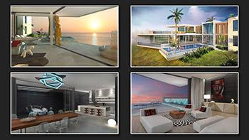 – Digital Tutors – Rendering Impressive Architectural Interiors in 3ds Max and V-Ray - رندرینگ فوق العاده معماری داخلی با تری دی مکس و وی ری