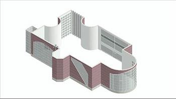 - Lynda - Building Curtain Walls with Revit - ساخت دیوارها در ساختمان با رویت