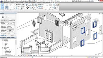 آموزش تصویری رویت Revit Architecture پک۱
