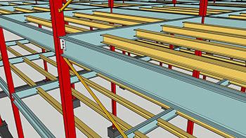– Digital Tutors – Building Structures Using Profiles and Components in SketchUp - ساخت سازه ها با استفاده از پروفایل و کامپوننت در اسکچ آپ
