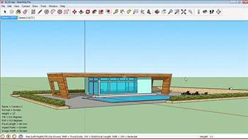 – Lynda – SketchUp Pro Tools and Techniques - تکنیک ها و ابزارهای حرفه ای اسکچ آپ