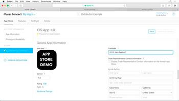 Lynda - Distributing iOS Applications Through the App Store