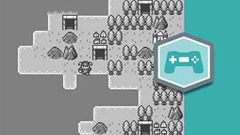 آموزش Lynda – Unity 5 2D - Movement in an RPG Game