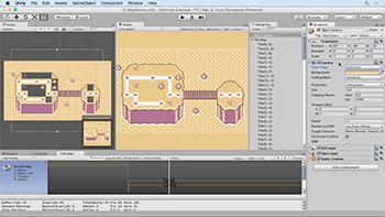 آموزش Lynda - Unity 5 2D - Optimizing Graphics