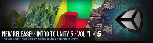 3DMotive – Introduction to Unity Volume 1-5