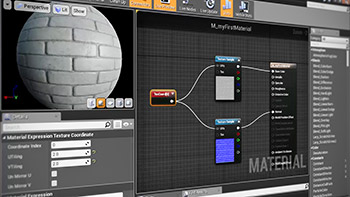 آموزش Pluralsight - Unreal Engine 4 Materials Fundamentals