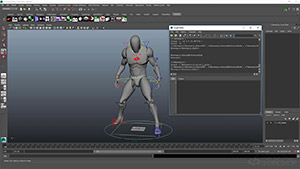 آموزش The Gnomon Workshop - Creating Game Ready Animations for Production