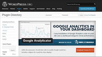 Lynda - WordPress Plugins - Analytics