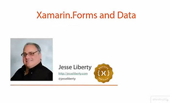 Pluralsight - Xamarin.Forms and Data