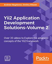 آموزش Packt Publishing – Yii2 Application Development Solutions - Volume 2