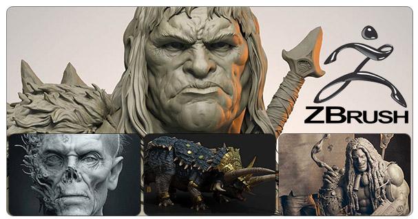 آموزش ZBrush - زیبراش - زی براش