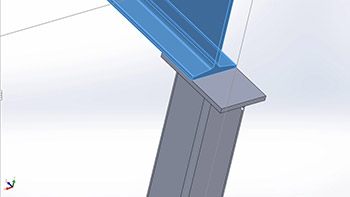 Lynda - Steel Building Design with SOLIDWORKS Weldments