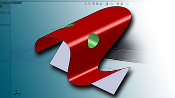 Lynda - Surfacing with SOLIDWORKS