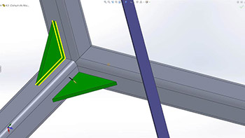 Lynda - Weldments with SOLIDWORKS
