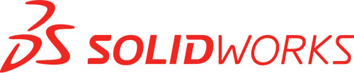 لوگو سالیدورکس - SOLIDWORKS LOGO
