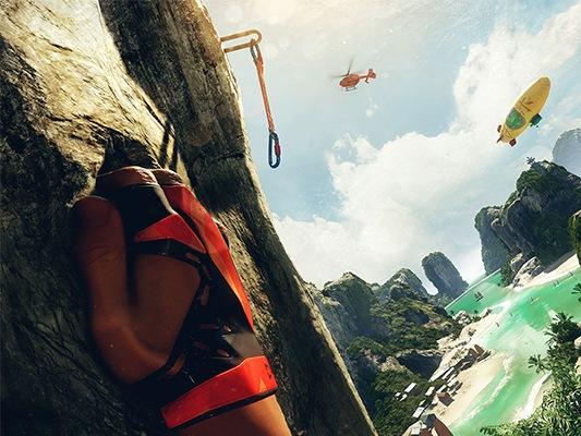 ویژگی های جدید موتور بازی سازی کرای انجین – CryEngine